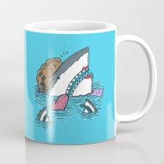 The Mom Shark Mug