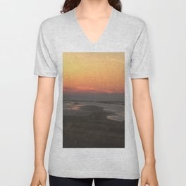 Bay goals Unisex V-Neck