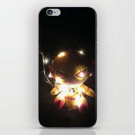 Reverse Flash iPhone Skin