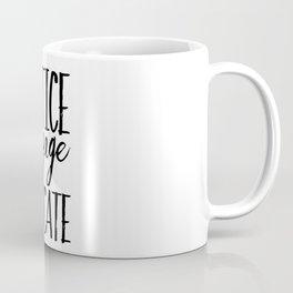 Entice Engage Educate Coffee Mug