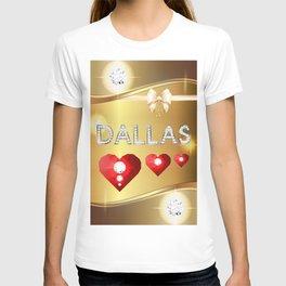 Dallas 01 T-shirt