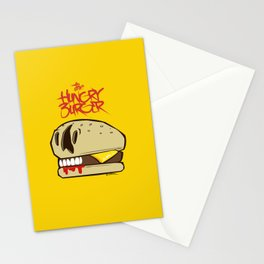 The Hungry Burger Stationery Cards
