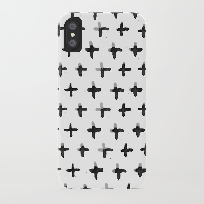 pattern one iPhone Case