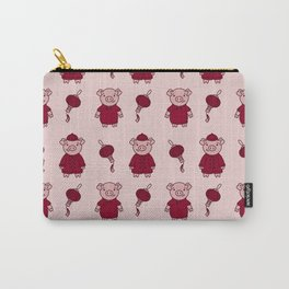 Year of the Piglet Carry-All Pouch