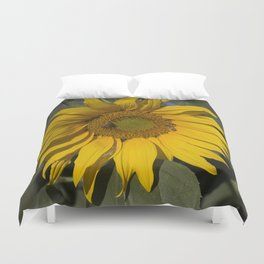 Lively Sunflower Duvet Cover