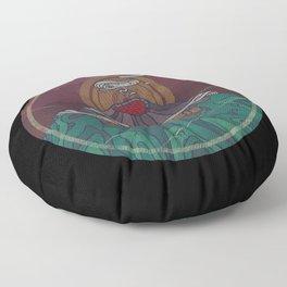 Vesuvius Floor Pillow