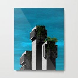 Modern Babel Metal Print