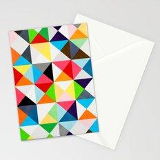 Geometric Morning Stationery Cards