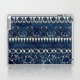 Indigo flower Laptop & iPad Skin