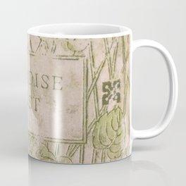 Vintage Library - Paradise Lost Coffee Mug