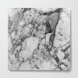 Marbled 2 Metal Print