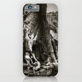 Nature Finds a Way iPhone Case