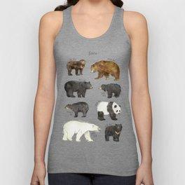 Bears Unisex Tanktop