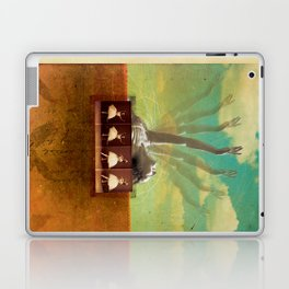 Social Life #2 (The Dancer) Laptop & iPad Skin