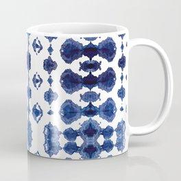 Shibori Habatoi Ikat Coffee Mug