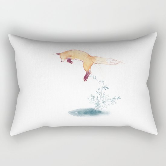 Zorrito. Rectangular Pillow