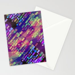 Geometric # 25 Stationery Cards