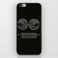 lorde iPhone & iPod Skins featuring Lorde // Ribs  by Fan Merch