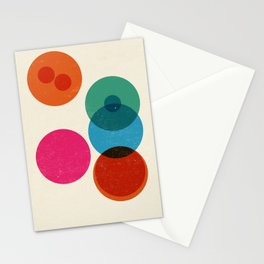 Division II Stationery Cards