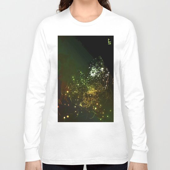 Mysterious World In the Garden Long Sleeve T-shirt