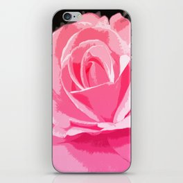 Dawning Rose iPhone Skin