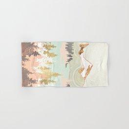 Winter Bay Hand & Bath Towel
