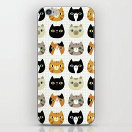 Lucky Kitties iPhone Skin