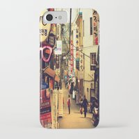 seoul iPhone & iPod Cases featuring Seoul #1 by Gallery Jin