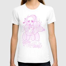 Cute Ballon Rider PINK! T-shirt