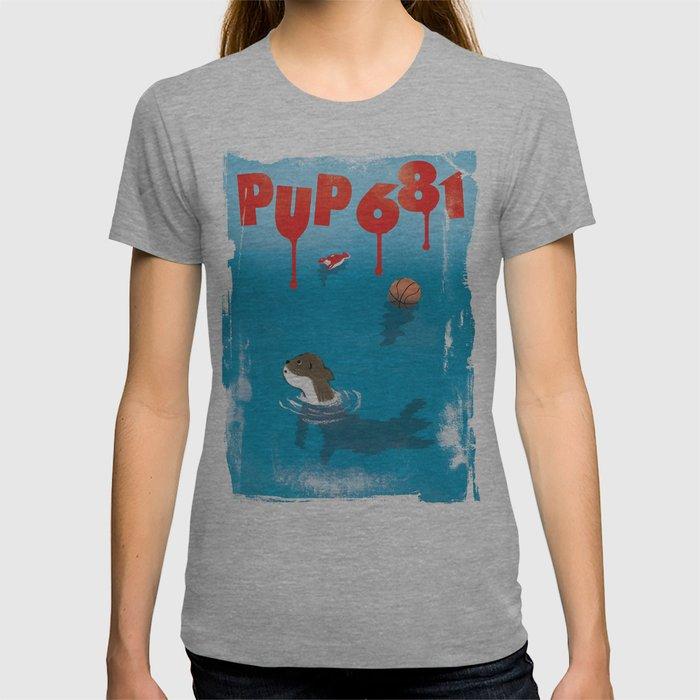 Pup Swim Tee T-shirt