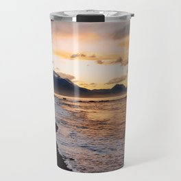 Kaikoura Sunset Travel Mug