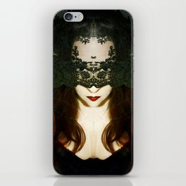 Madame Mayhem iPhone Skin