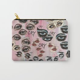 cry cry cry Carry-All Pouch