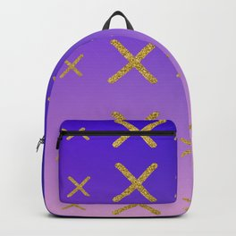 modern style pattern Backpack