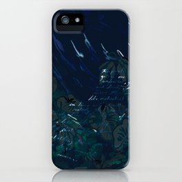"""""""Conquest of the Useless"""" by Werner Herzog Print (v. 6) iPhone Case"""
