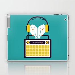 Radio Mode Love Laptop & iPad Skin