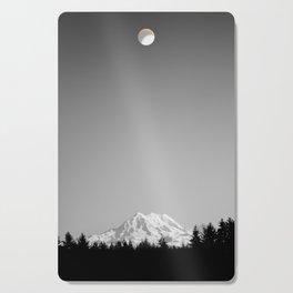 Mt. Rainier Cutting Board