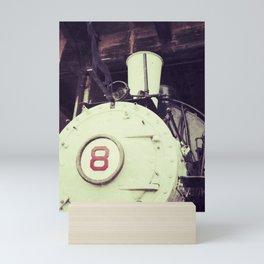 Engine 8 Mini Art Print