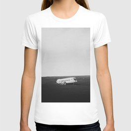 Crashed DC3 T-shirt