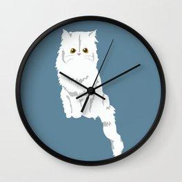 JonnyCat Wall Clock