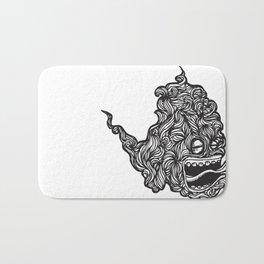 Hairy Smoke Bastard #1 Bath Mat