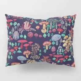 Magic mushrooms Pillow Sham