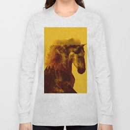 Proud Stallion Long Sleeve T-shirt