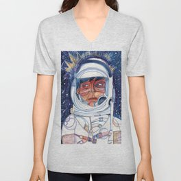 Indigenous from Space Unisex V-Neck