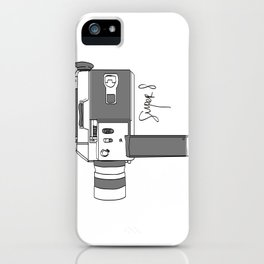 Super 8! iPhone Case