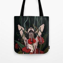 Captive of the Jungle Tote Bag