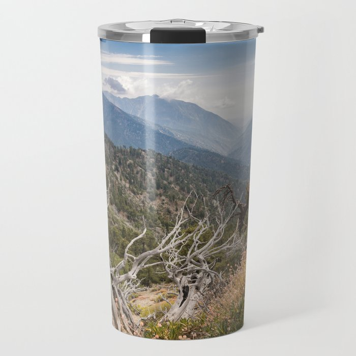 Inspiration Point along Pacific Crest Trail Travel Mug