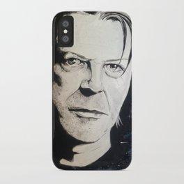 Iggy Stardust iPhone Case