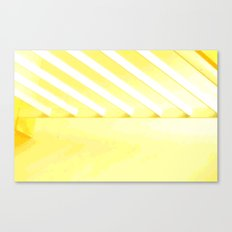 Desert Rays Canvas Print