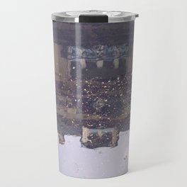 Poetic City Travel Mug